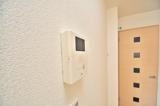 ディオーネ・ジエータ・長堂 TVモニターホンは必須ですね。扉は誰か確認してから開けて下さいね