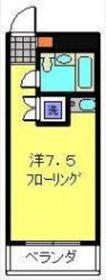 サンライク東寺尾4階Fの間取り画像