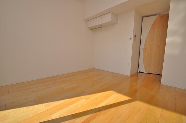 SERENITE高井田(セレニテ) もちろん収納スペースも確保。お部屋がスッキリ片付きますね。