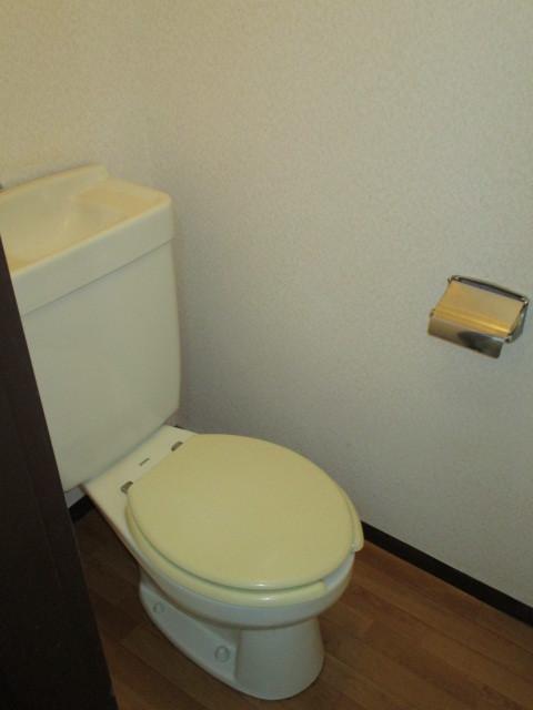 こがねビルトイレ