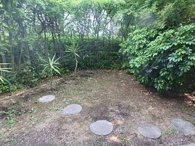 碑文谷パークハウス植栽