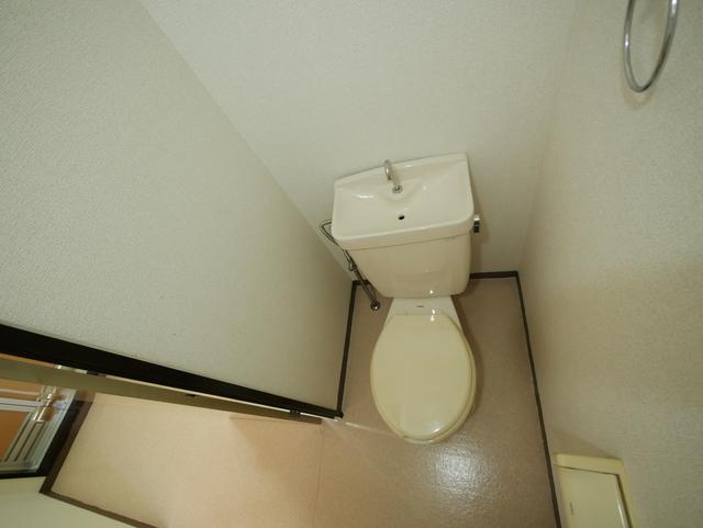 アクティブ21トイレ