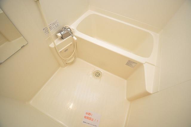 アンプルールフェールU-HA ゆったりと入るなら、やっぱりトイレとは別々が嬉しいですよね。