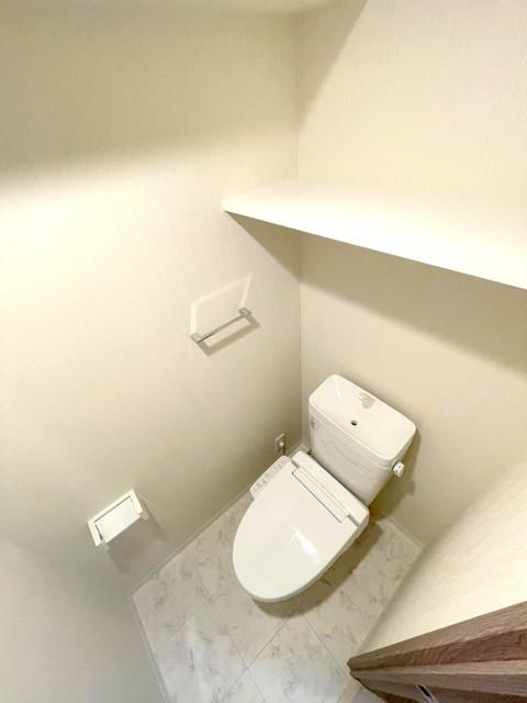 N-stage Fujisawaトイレ