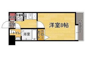 ダイナコートエスタディオ平尾駅前  : 6階間取図