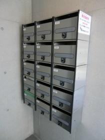 東中野駅 徒歩11分共用設備