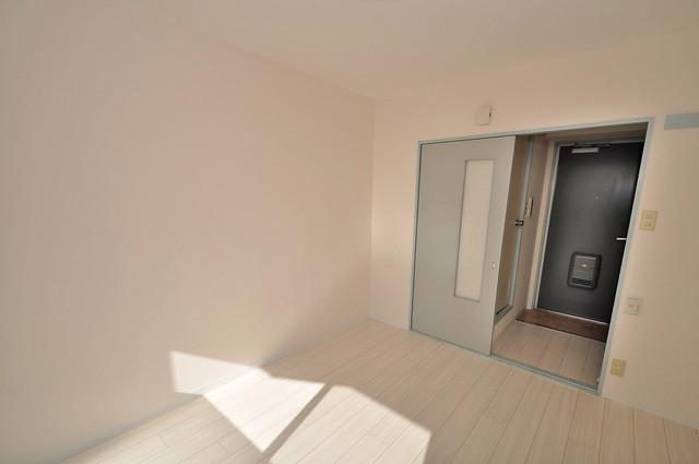 ロータリーマンション永和 シンプルな単身さん向きのマンションです。