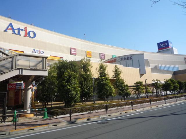 Eisen Fer 亀有[周辺施設]ショッピングセンター