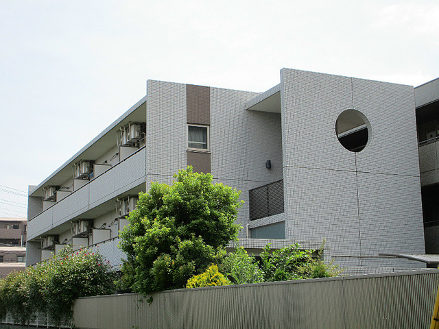 CHARITE HIYOSHIの外観画像