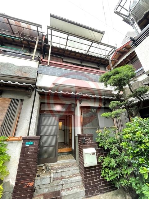 阿倍野Rハウスの外観