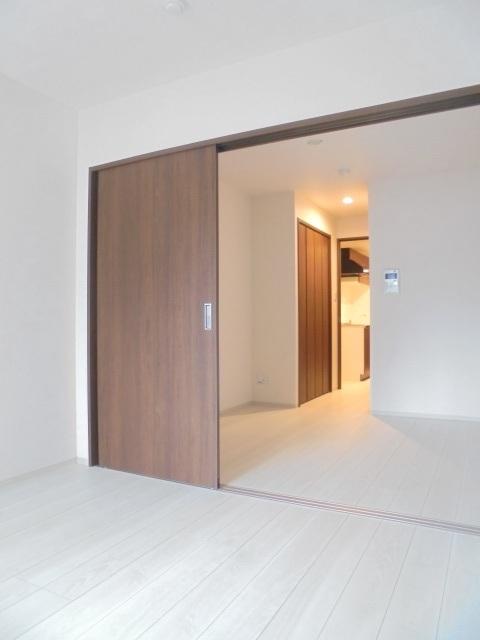 ソナーレ横浜居室