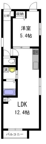 KOIZUMI Maison 間取図