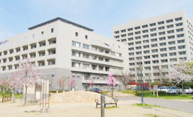 アマービレ森之宮 地方独立行政法人大阪府立病院機構大阪府立成人病センター