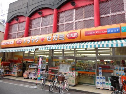 ハイツ片岡Ⅱ ドラッグセガミ長瀬駅前店