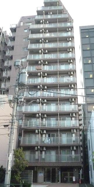 スカイコート本郷東大前壱番館外観