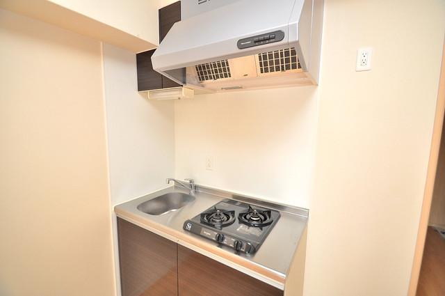 シャラロステ システムキッチンなので広々使えて、お料理もはかどります。