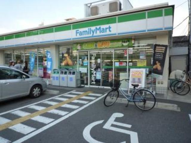 レジュールアッシュOSAKA新深江 ファミリーマート東大阪足代北一丁目店