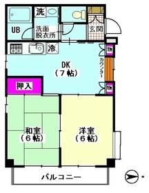 羽田ツインコート 204号室