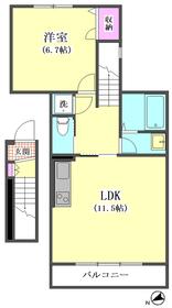 CASA・I.K.I 202号室