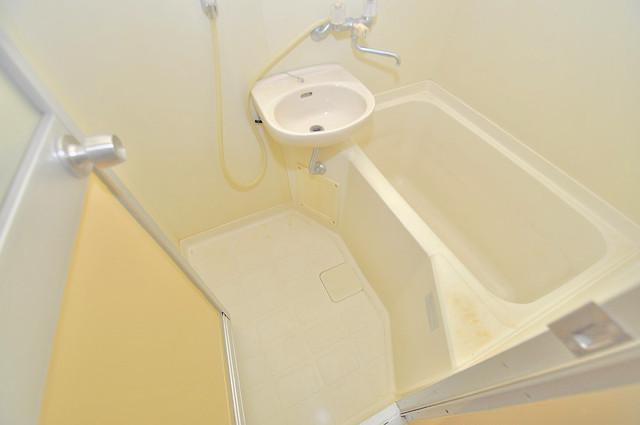 プルシャン今里 ゆったりと入るなら、やっぱりトイレとは別々が嬉しいですよね。