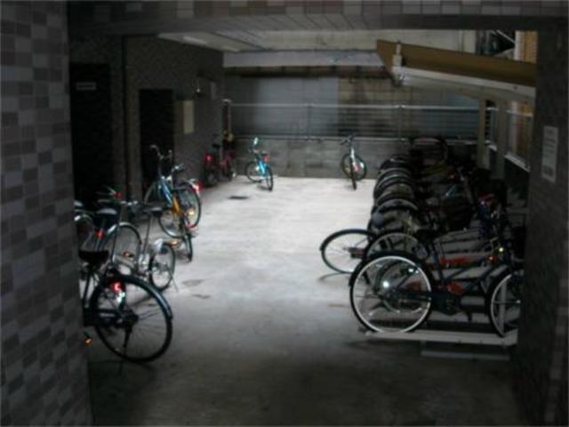 スカイコート銀座東駐車場