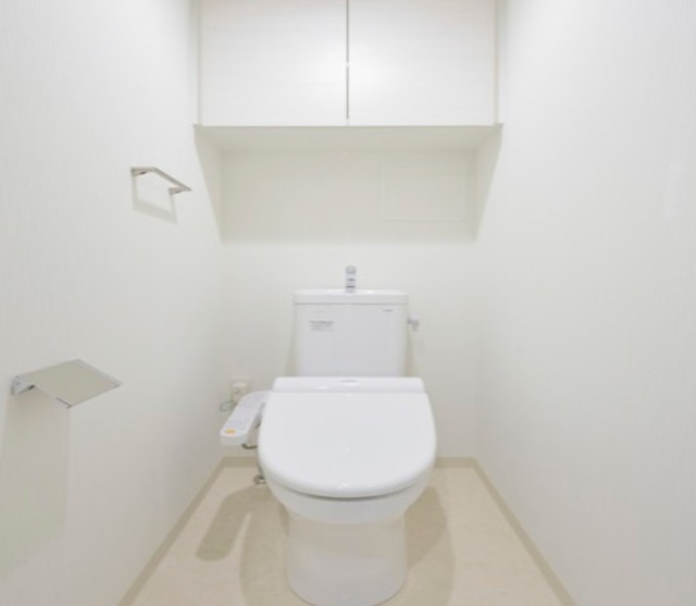 ヴァンヴェール日本橋トイレ