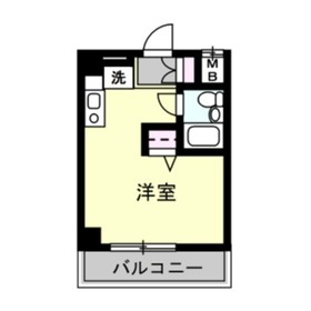 平沼橋駅 徒歩20分2階Fの間取り画像