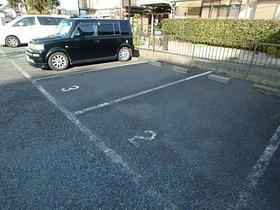 フラワーハイム駐車場