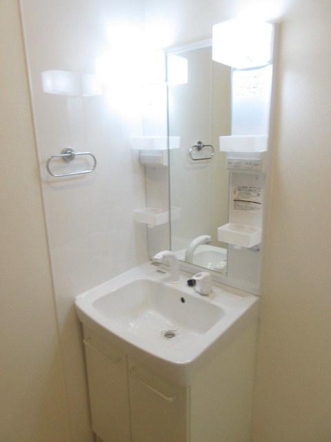 フェアハウス洗面所