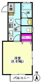 フェリーチェ糀谷 105号室