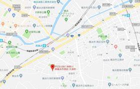 クラリッサ横浜ノワール案内図