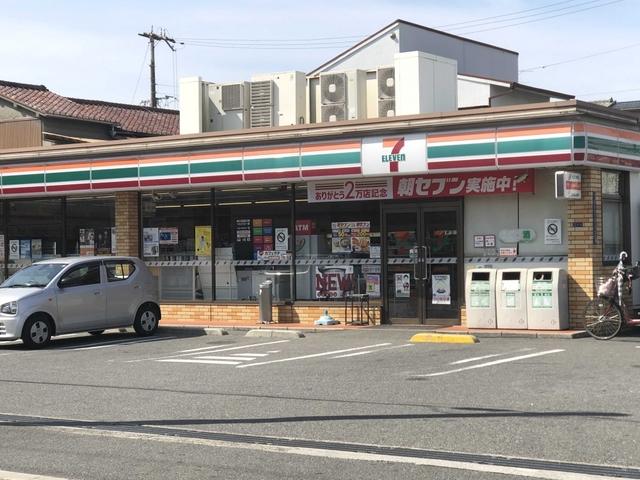 セブンイレブン大阪白鷺中学校前店