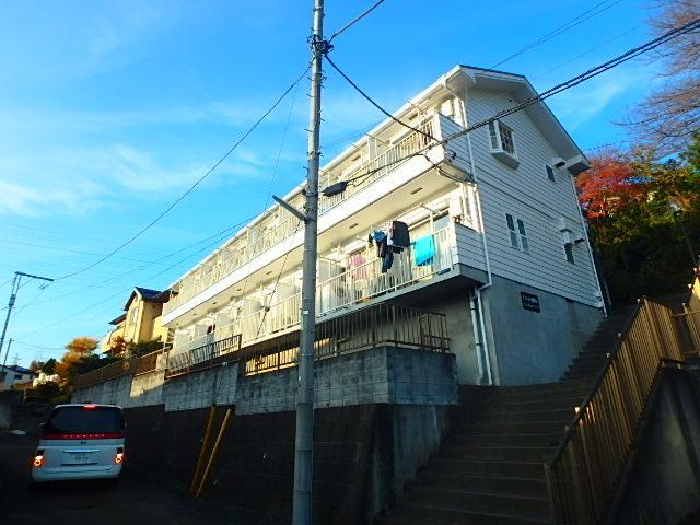 アメニティ南陽台の外観画像