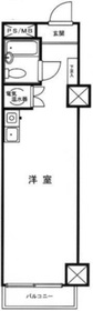 グランドメゾン鶴見9階Fの間取り画像
