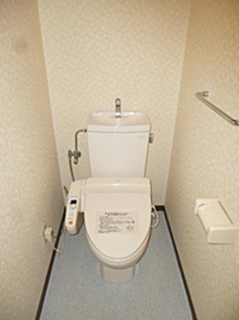 和光市駅 徒歩15分トイレ