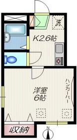 NTハウス2階Fの間取り画像