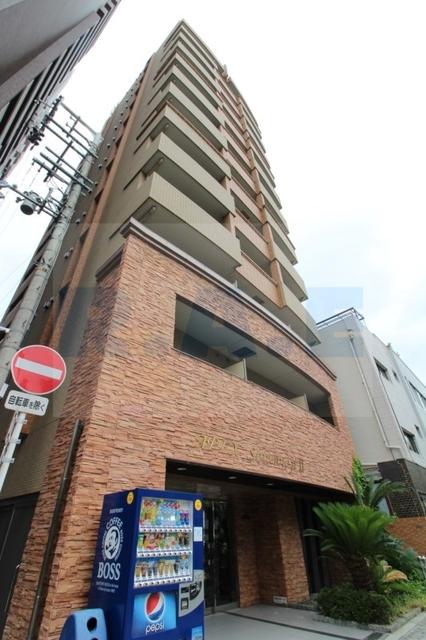 まだまだ築浅の分譲マンション。大阪市天王寺区伶人町にある【エイペックス四天王寺Ⅱ】のご紹介です。