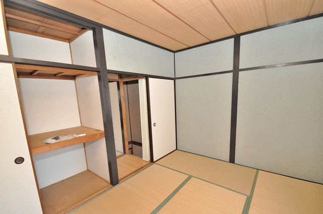 長田3-1-35 貸家 この空間でゆったりとした和の心を感じてみませんか。