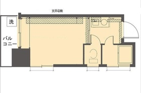 天空MURA5階Fの間取り画像