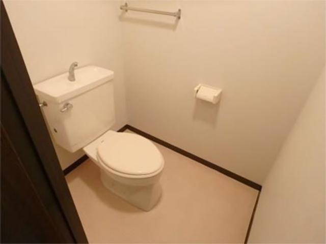 FIFTH FRONTIER(フィフスフロンティア)トイレ