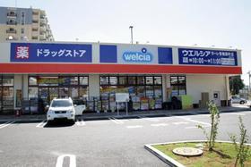 ウエルシア薬局ラーレ青梅新町店