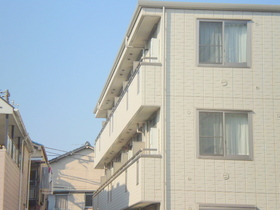 曳舟駅 徒歩13分の外観画像
