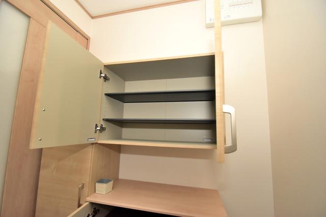横沼町1-9-12 貸家 ゆったりとした玄関。もちろんシューズボックスもあります。