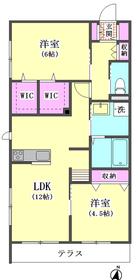 (仮)本羽田RESIDENCE 102号室