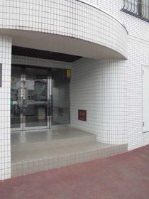 大倉山エステハイツ第3エントランス