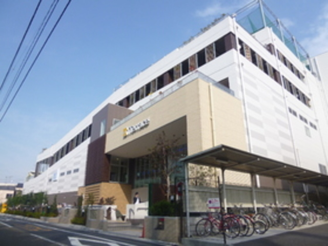 メゾンリシェス上高田[周辺施設]ショッピングセンター