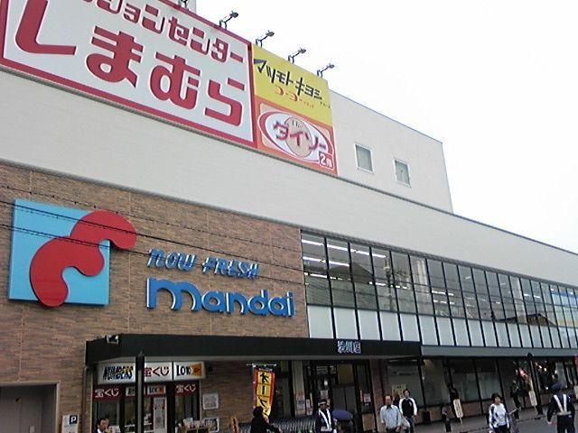レオパレススズラン ファッションセンターしまむら渋川店