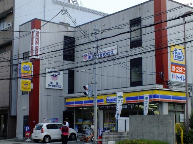 ミニストップ福島野田2丁目店
