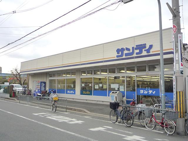 トリニティ加美東 サンディ大蓮店