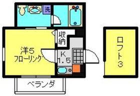 V stage11階Fの間取り画像